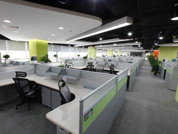 互联网行业办公家具