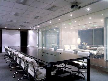 咨询服务类行业的办公空间和家具设计