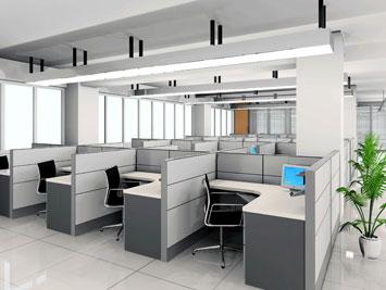 新闻媒体行业的办公空间设计