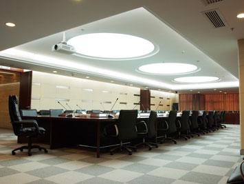 银行金融系统办公家具设计